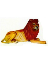 liegender Löwe