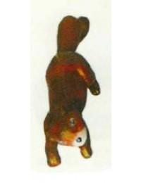 kleines Eichhörnchen Kopf links