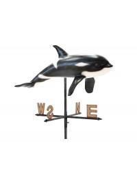 Schwertwal Windrichtungsanzeiger