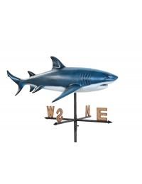 Weißer Hai Windrichtungsanzeiger