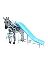 Zebra Rutsche