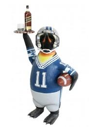 Pinguin Football Butler