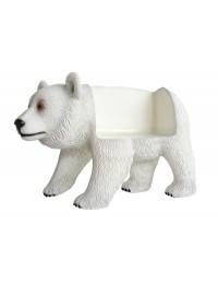 Polarbär Sitz für Kinder