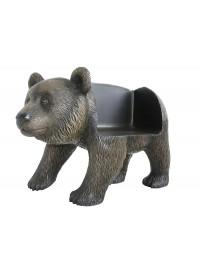 Braunbär Sitz für Kinder