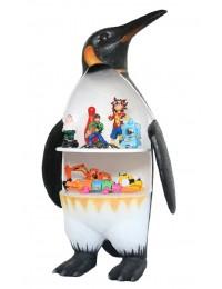Pinguin Regal für Kinder