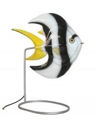 Tropischer Fisch Fontäne