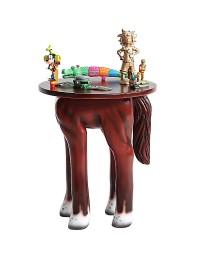 Tisch Pferd für Kinder