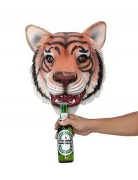 Tigerkopf Flaschenöffner