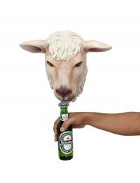 Schafskopf Flaschenöffner