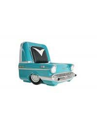 Stuhl für Kinder Chevy Hellblau