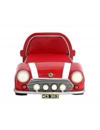 Kinderbett Mini Cooper Rot