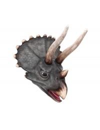 Dinosaurier Triceratopskopf