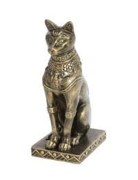 ägyptische Katze Gold