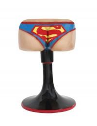 Stuhl Superman Unterwäsche