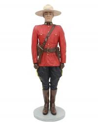 Kanadischer Polizist