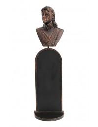 bronze Jackson Büste Angotstafel