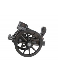 Bürgerkrieg Kanone