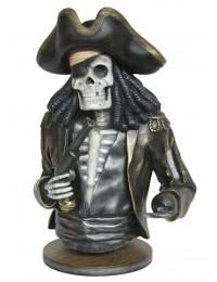 Piratenskelett Oberkörper