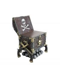 Schatztruhe Sitz