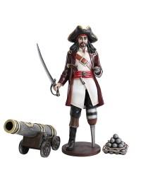 Captain Hook mit Kanone