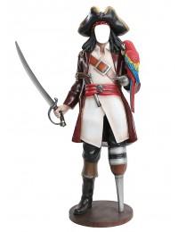 Captain Hook ohne Gesicht