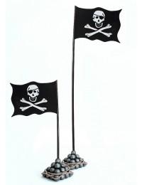 2 Flaggen