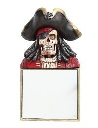 Piratenskelett Spiegel