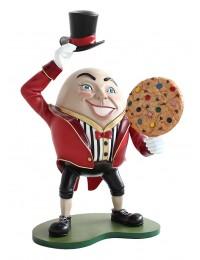 Humpty Dumpty Hut ab mit Keks