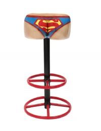Superman Unterwäsche Barhocker