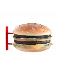 Burger für Wand