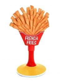 Pommes *French Fries* mit Ständer