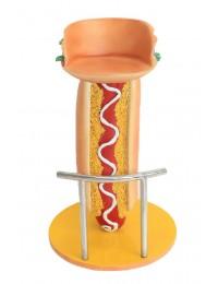 Hot Dog Burger Sitz