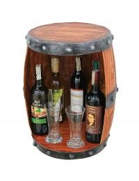 Weinfass Regal für für Wand