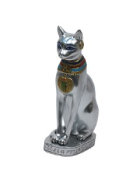 ägyptische Katze Silber