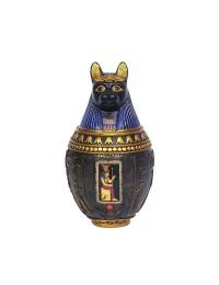 ägyptische Katze Vase
