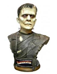 Monster Frankenstein Büste