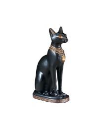 ägyptische Katze Schwarz Gold