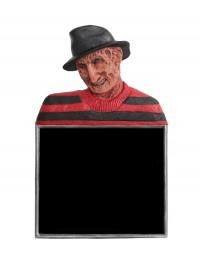 Monster Freddy Krüger Büste Angebotstafel
