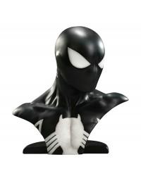 Spiderman schwarz Büste