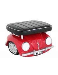 Hocker VW Rot