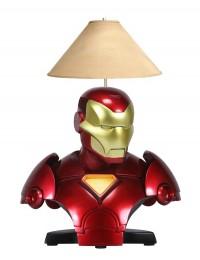 Iron Man Lampe