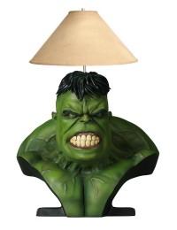 Unglaubliche Hulk Lampe