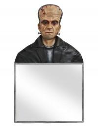 Monster Frankenstein Spiegel Quadrat