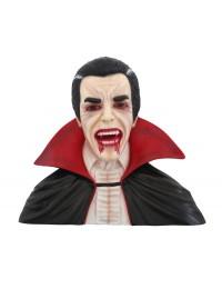 Dracula Büste für Wand