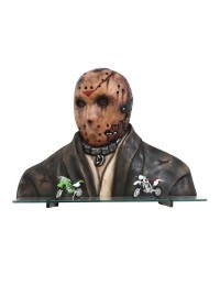 Monster Jason Voorhees Wandregal