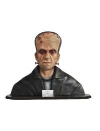 Monster Frankenstein Büste Visitenkartenhalter