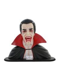 Dracula Büste Visitenkartenhalter
