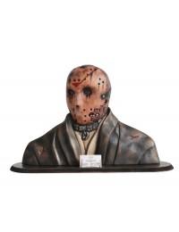 Monster Jason Voorhees Büste Visitenkartenhalter