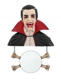 Dracula Spiegel mit Knochen