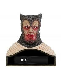 Werwolf Büste Open Closed